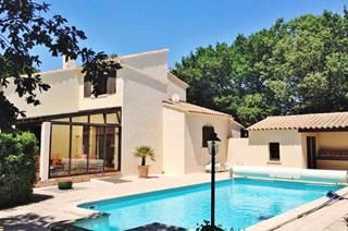 Location de vacances - Rochefort-du-Gard