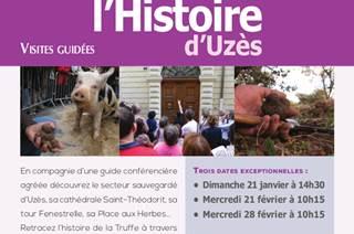 La Truffe dans l'Histoire d'Uzès
