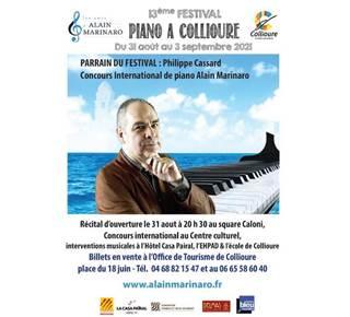 Piano Festival at Caloni Square