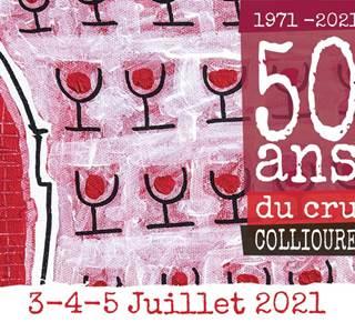50 YEARS OF THE CRU - Sunday 4/07