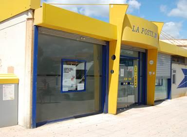 La Poste Port Leucate
