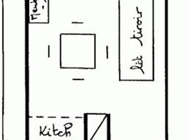 Appartement / 3 personnes / CAPITANE