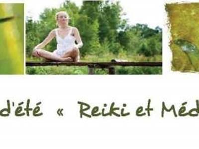 Retraite Reiki et Méditation