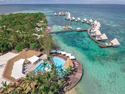 DoubleTree by Hilton Noumea Ilot Maître Resort