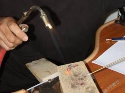 Module Créer des apprêts pour la bijouterie