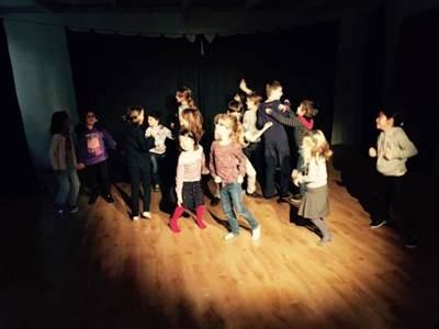 Stage Théâtre Enfants / vacances avril 2015
