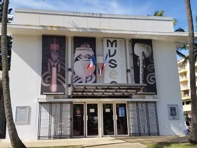New Caledonia museum