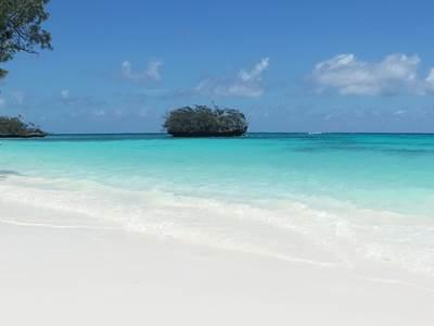 Luengoni beach