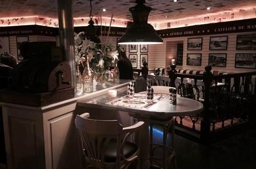 Brasserie L'Atelier De Marie - ALES Salle ©