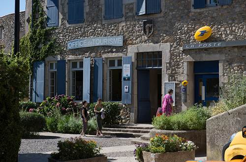 Cévennes Tourisme Bureau de Saint Jean du Gard ©