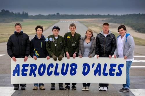 Aéroclub d'Alès et des Cévennes - L'équipe - Deaux ©