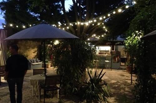 Restaurant Les Jardins d'Eté ©