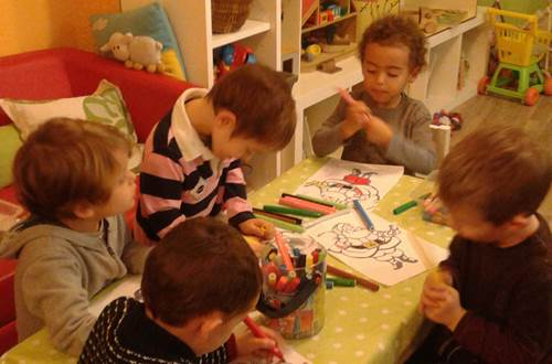 Les Petites Mains espace de jeux pour les enfants © ©Les Petites Mains d'Uzès