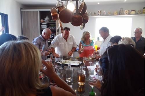 Joie de Vivre Unimited découvrir le vin Duché d'Uzès © Joie de Vivre Unimited