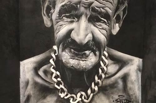 Raisonnable et humain - Galerie artiste peintre - portrait uzétien © R&H - Swed