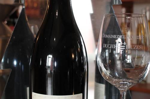 Domaine de l'Aqueduc bouteille de vin © Domaine de l'Aqueduc