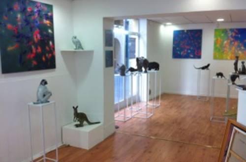 L'Atelier des artistes © L'Atelier des artistes