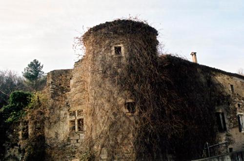 Chateau de Soustelle ©