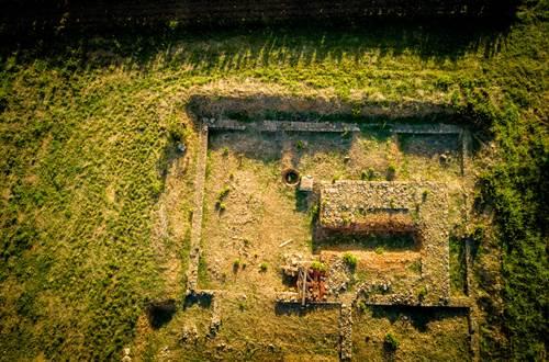Mas des Tourelles - site archéologique ©