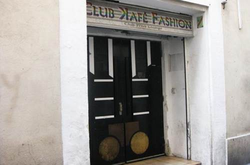 Club Kafé Fashion ©