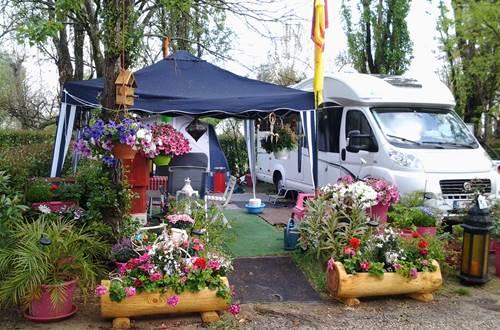 Camping municipal Le Garanel ©
