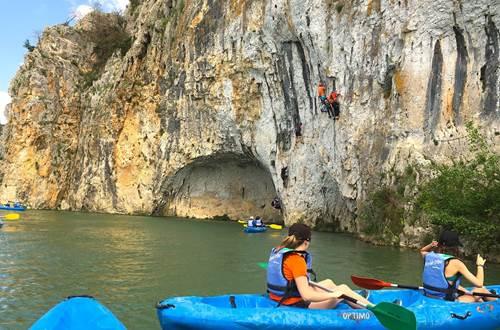 Kayak Tribu Falaise ©