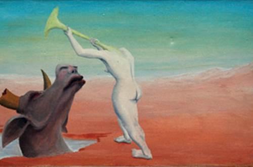 MINOTAURE ET MUSICIEN (1944) ©