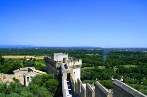 Fort Saint André - Chemin de ronde ©