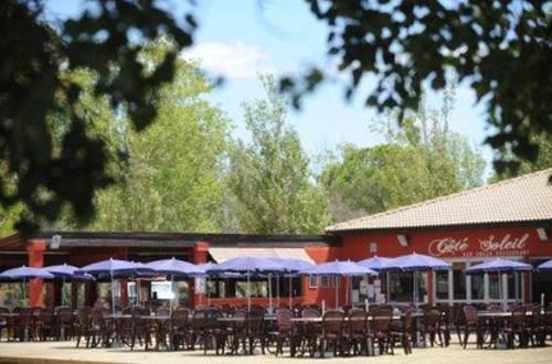 Domaine Elysée Bar-restaurant  ©