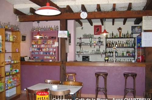 Café de la Place Comptoir ©