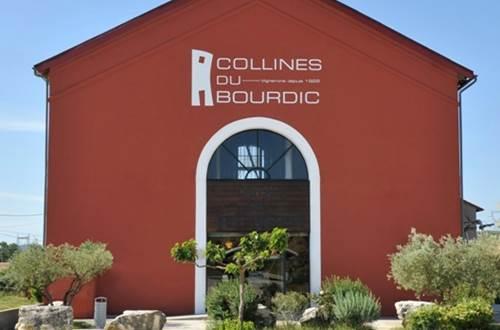Caveau des collines du bourdic © Collines du Bourdic