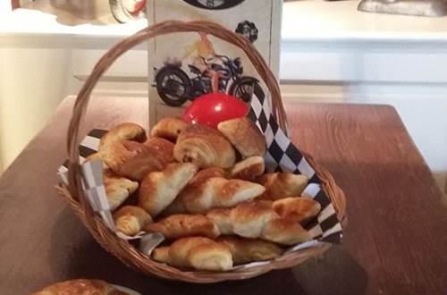 Brasserie L'Atelier De Marie - ALES petit déjeuner ©