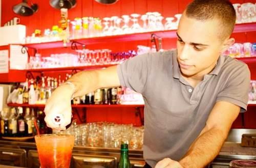 Le Petit Jardin du Cévenol Bistrot bar à Anduze ©