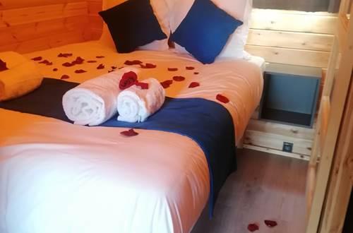 Chambre insolite et romantique ©