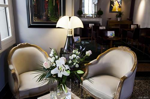 royal hotel salon ©