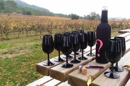 Saurez-vous retrouver la couleur de ce vin ? ©