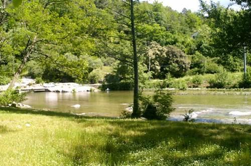 Camping La Berge Fleurie ©