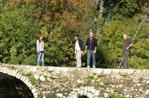 Montclus - Pont ©