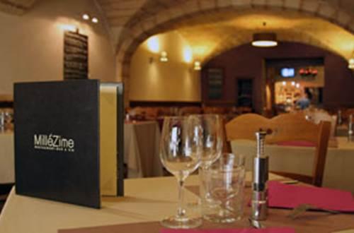 Restaurant Millezime carte et menu © Restaurant Millezime