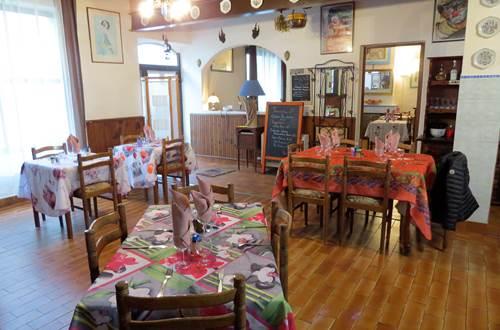 restaurant l'Oustalet ©