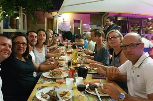 Restaurant Camping Les Sources ST JEAN DU GARD ©
