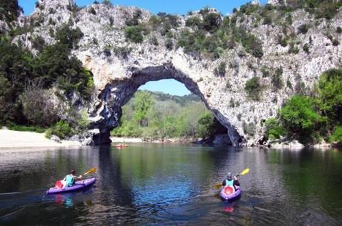FaceSud_L_VallonPontDArc_Aventure_2018_Provence_Occitane_004 ©