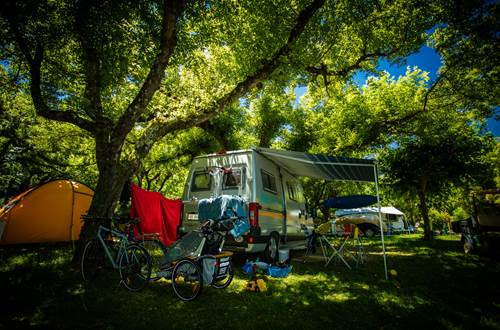 Camping Cévennes Provence - 04 ©