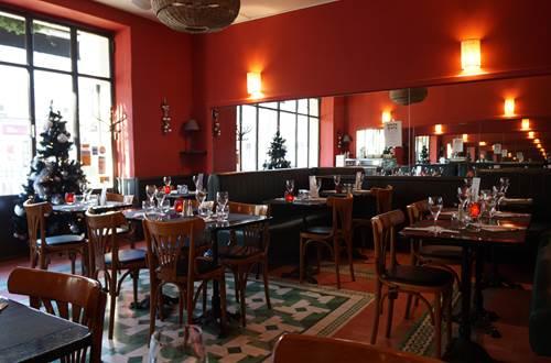 Restaurant Les Alizés ©