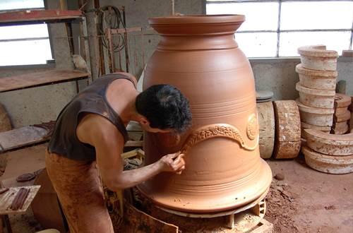 Terre d'Anduze - Vase d'Anduze ©