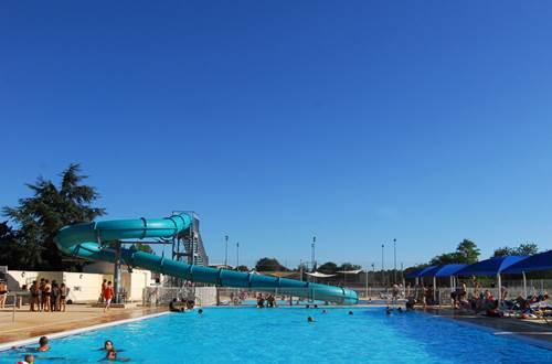piscine d'été ©