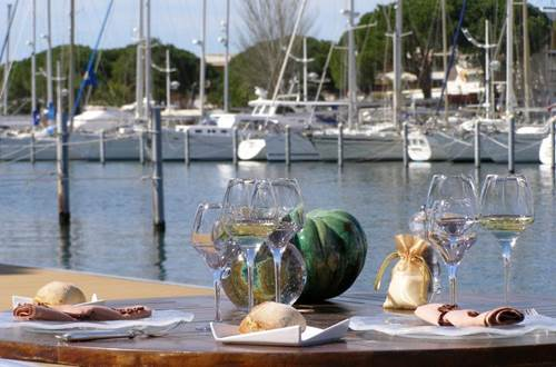 2012 Spinaker bord du port ©