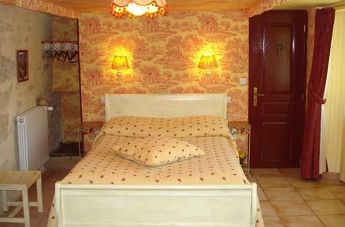 chambres d'hôtes à castillon du gard ©
