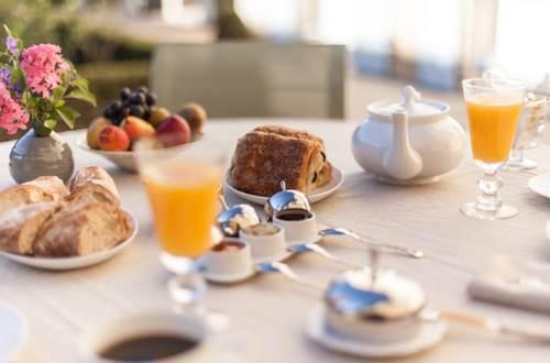 Domaine de Fos - petit-déjeuner © Domaine de Fos