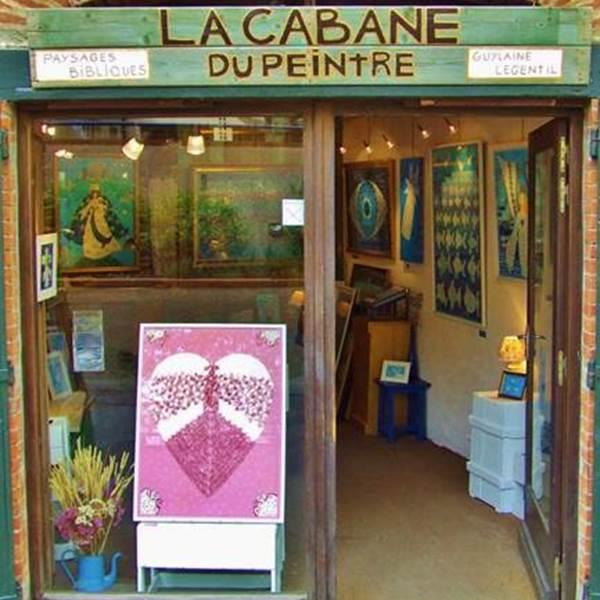 La Cabane du peintre- Collioure